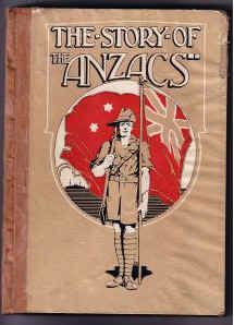 Story of Anzac book cover