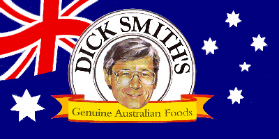 Dick Smith promotes Britain?