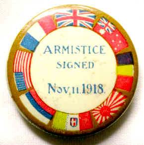 1917 Australia Day pin
