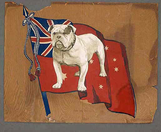 Red Ensign Dog Flag
