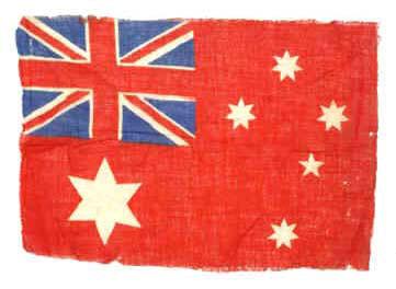 Arthur Skyring flag