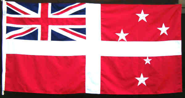 Tasmania Red Ensign