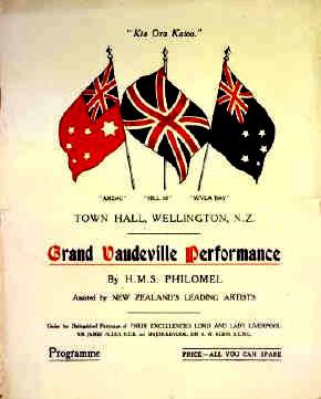 NZ organised Anzac Show